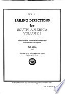 Sailing Directions for South America