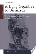 A Long Goodbye to Bismarck  Book