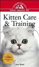 Kitten Care   Training