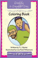Daddy Daughter Day Coloring Book