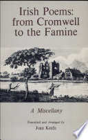 Irish Poems from Cromwell to the Famine