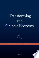 Transforming the Chinese Economy