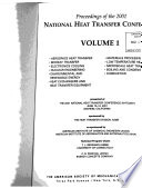 Proceedings of the ... National Heat Transfer Conference