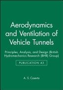 10th International Symposium on Aerodynamics and Ventilation of Vehicle Tunnels