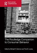 The Routledge Companion to Consumer Behavior