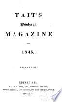 Tait s Edinburgh Magazine