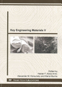 Key Engineering Materials V