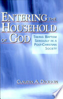 Entering the Household of God Book