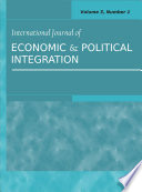 International Journal Of Economic And Political Integration