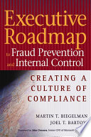 Executive Roadmap to Fraud Prevention and Internal Control Book