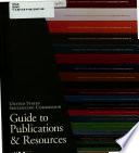 United States Sentencing Commission Guide To Publications Resources 2007 2008