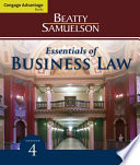 Cengage Advantage Books Essentials Of Business Law Book