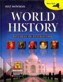 Holt Mcdougal World History Patterns Of Interaction New York Book PDF