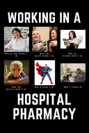 Working In A Pharmacy
