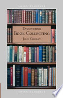 Discovering Book Collecting