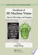 Handbook Of 3d Machine Vision Book PDF