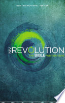 NIV, Revolution Bible, Hardcover  : The Bible for Teen Guys