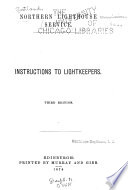 Instructions To Lightkeepers