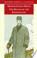 The Hound of the Baskervilles Sir Arthur Conan Doyle Cover