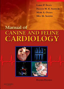 Manual of Canine and Feline Cardiology   E Book