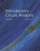 link to Introductory circuit analysis in the TCC library catalog