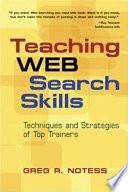 Teaching Web Search Skills