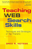 Teaching Web Search Skills