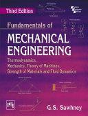 FUNDAMENTALS OF MECHANICAL ENGINEERING Pdf/ePub eBook