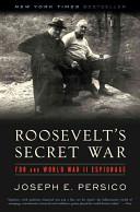 Pdf Roosevelt's Secret War