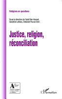 Justice, religion, réconciliation