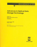 Advances in Optical Data Storage Technology