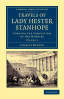 Travels of Lady Hester Stanhope ebook