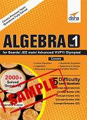 (Sample) Algebra Vol 1 for Boards/ JEE Main/ Advanced/ Olympiads/ KVPY