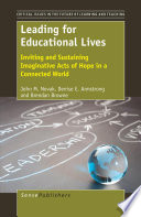 Leading For Educational Lives