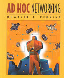 Ad Hoc Networking Book