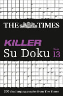 The Times Killer Su Doku Book 13