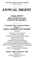 United States Patents Quarterly