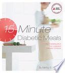 15 Minute Diabetic Meals Book