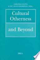 Cultural Otherness And Beyond