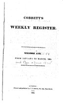 Cobbett's Political Register