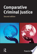 Comparative Criminal Justice Book PDF