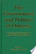 The Government and Politics of Ontario