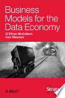 Business Models For The Data Economy Book PDF