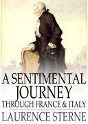 A Sentimental Journey Through France and Italy [Pdf/ePub] eBook