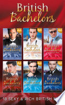 The British Bachelors Collection Mills Boon E Book Collections