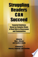 Struggling Readers Can Succeed