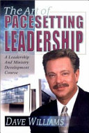 The Art of Pacesetting Leadership