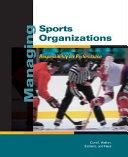 Managing Sports Organizations Book