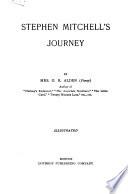 Stephen Mitchell s Journey