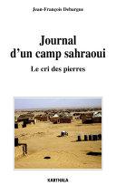 Pdf Journal d'un camp sahraoui, Le cri des pierres Telecharger